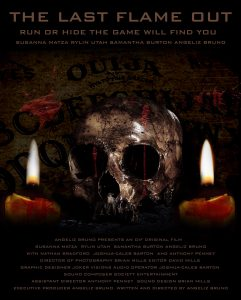 The Last Flame Out Poster